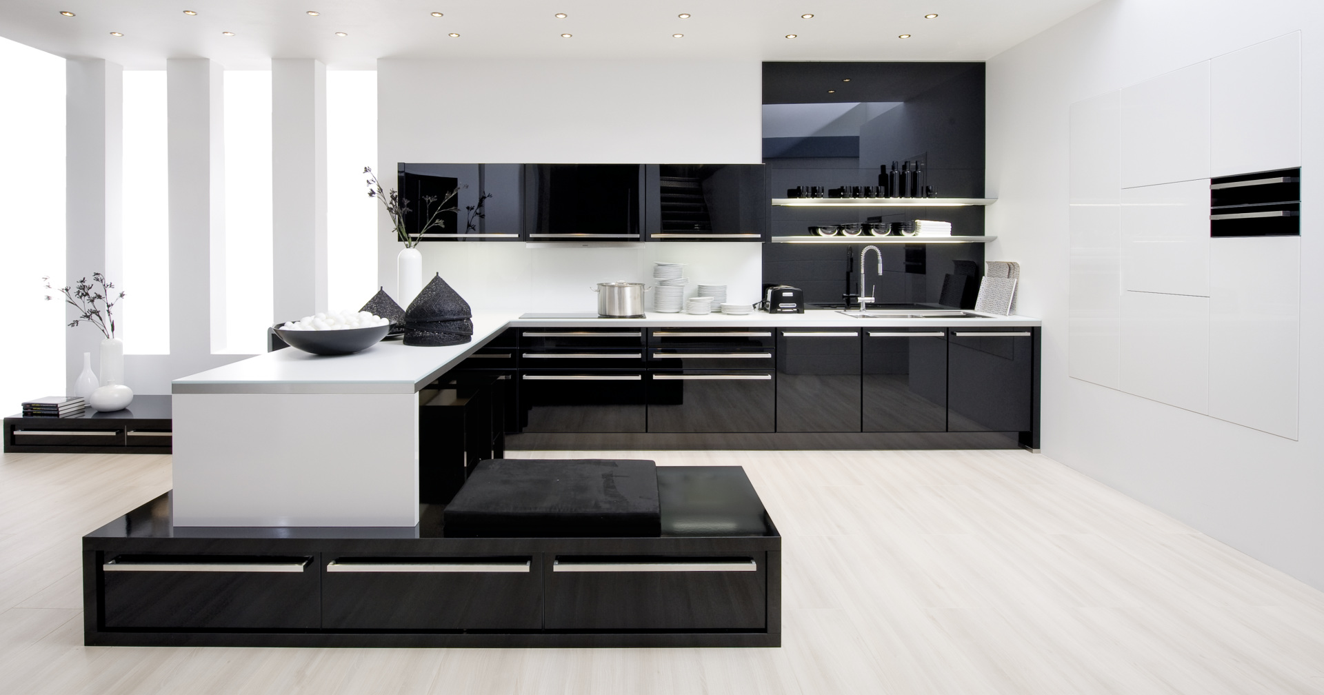 Glas Tec Plus Collection Premium Kitchen By Nolte